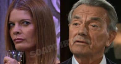 Young and the Restless Spoilers: Phyllis Summers (Michelle Stafford) - Victor Newman (Eric Braeden)