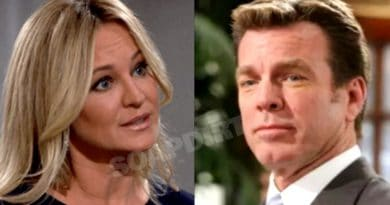 Young and the Restless Spoilers: Sharon Newman (Sharon Case) - Jack Abbott (Peter Bergman)