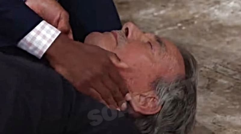 Young and the Restless Spoilers: Victor Newman ( Eric Braeden)