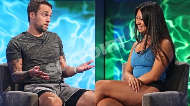 Big Brother: Nick Maccarone - Bella Wang