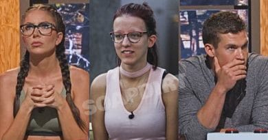 Big Brother Spoilers: Holly Allen - Nicole Anthony - Jackson Michie
