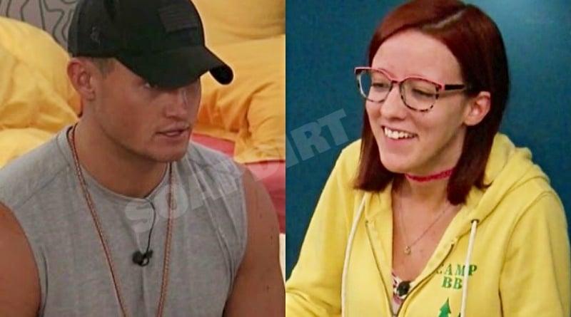 Big Brother Spoilers: Jackson Michie - Nicole Anthony