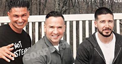 Jersey Shore Family Vacation Spoilers: Pauly DelVecchio - Mike Sorrentino - Vinny Guadagnino