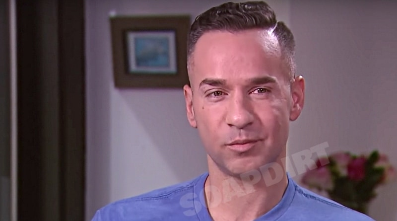 Jersey Shore Family Vacation: Mike Sorrentino