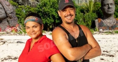 Survivor: Boston Rob Mariano - Sandra Diaz-Twine
