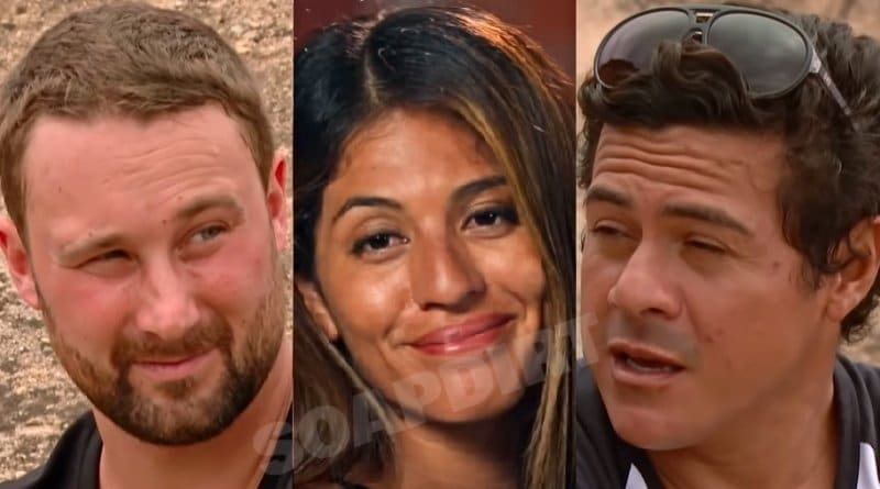 90 Day Fiance: Corey Rathgeber - Evelin Villegas - Raul Cabrera - The Other Way
