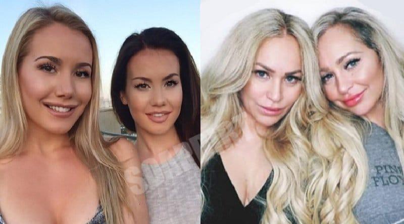 90 Day Fiance: Jasmin Lahtinen - Janette Lahtinen - Darcey Silva- Stacey Silva