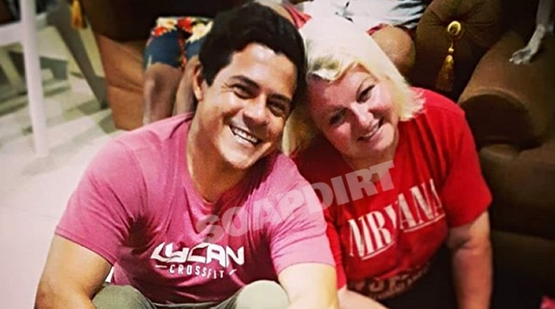 90 Day Fiance: The Other Way: Laura Jallali - Raul Cabrera