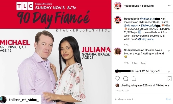 90 Day Fiance: Michael - Juliana
