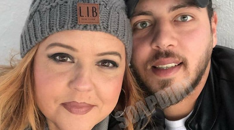 90 Day Fiance: Rebecca Parrott - Zied Hakimi - Before the 90 Days