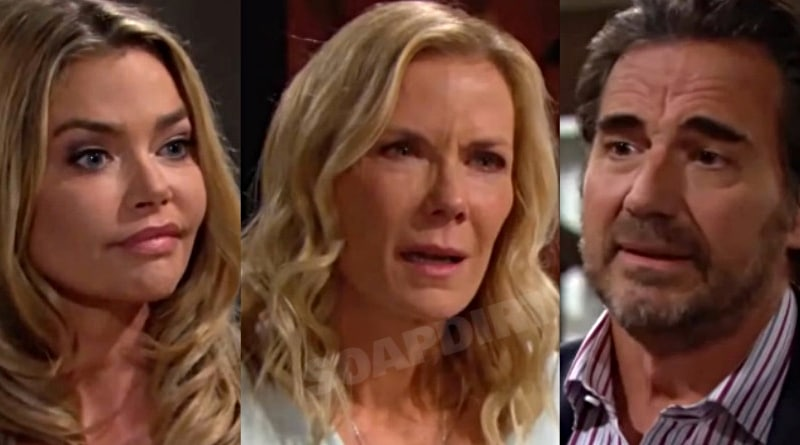 Bold and the Beautiful' Spoilers: Ridge Leaves Brooke And Sides With Shauna | Soap Dirt