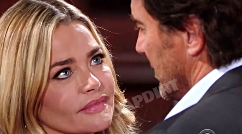 Bold and the Beautiful Spoilers: Shauna Fulton (Denise Richards) - Ridge Forrester (Thorsten Kaye)