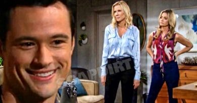 Bold and the Beautiful Spoilers: Thomas Forrester (Matthew Atkinson) - Brooke Logan (Katherine Kelly Lang) - Shauna Fulton (Denise Richards)