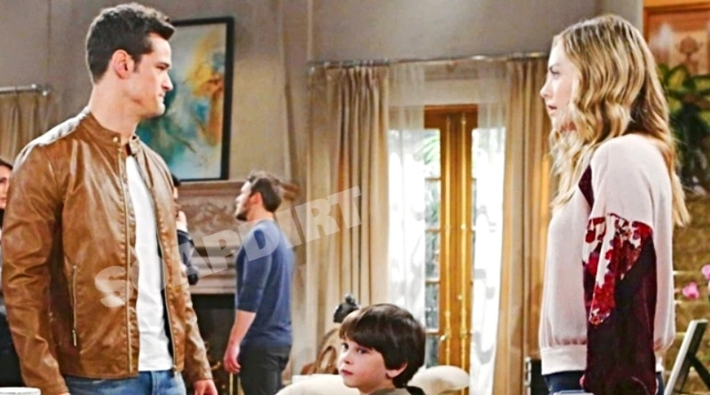 Bold and the Beautiful Spoilers: Thomas Forrester (Matthew Atkinson) - Douglas Forrester (Henry Samiri) - Hope Logan (Annika Noelle)