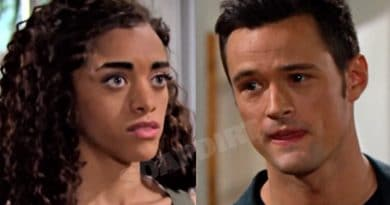Bold and the Beautiful Spoilers: Zoe Buckingham (Kiara Barnes) - Thomas Forrester (Mattew Atkinson)