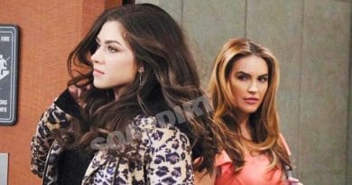 Days of Our Lives Spoilers: Ciara Brady (Victoria Konefal) - Jordan Ridgeway (Chrishell Stause)