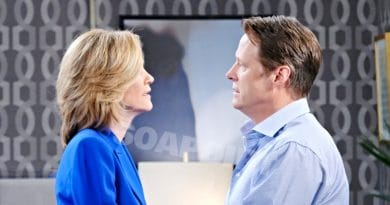 Days of Our Lives Spoilers: Eve Donovan (Kassie DePaiva) - Jack Deveraux (Matthew Ashford - Eve Donovan (Kassie DePaiva)