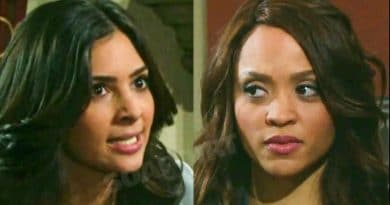 Days of Our Lives Spoilers: Gabi Hernandez (Camila Banus) - Lani Price (Sal Stowers)