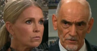 Days of Our Lives Spoilers: Wilhelm Rolf (William Utay) - Jennifer Horton (Melissa Reeves)