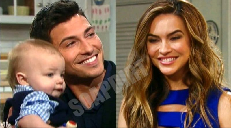Days of Our Lives Spoilers: Ben Weston (Roberst Scott Wilson) - Jordan Ridgeway (Chrishell Stause) - David Ridgeway (Ellis Twins)