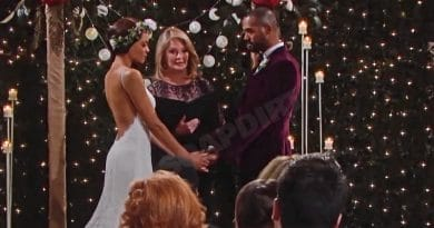 Days of Our Lives Spoilers: Lani Price (Sal Stowers) - Eli Grant (Lamon Archey)
