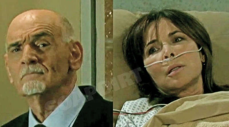 Days of Our Lives Spoilers: Wilhelm Rolf (William Utay) - Kate Roberts (Lauren Koslow)