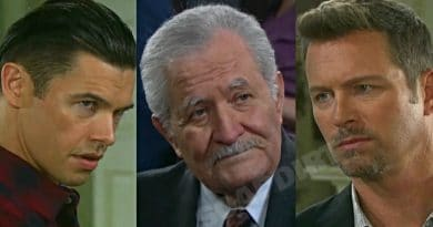 Days of Our Lives Spoilers: Xander Cook (Paul Telfer) - Victor Kiriakis (John Aniston) - Brady Black ( Eric Martsolf)
