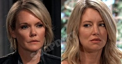 General Hospital Spoilers: Ava Jerome (Maura West) Nina Reeves (Cynthia Watros)