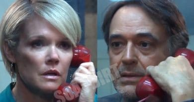 General Hospital Spoilers: Ava Jerome (Maura West) - Ryan Chamberlain (Jon Lindstrom)