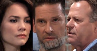 General Hospital Spoilers: Elizabeth Webber (Rebecca Herbst) Franco Baldwin (Roger Howarth) - Scott Baldwin (Kin Shriner)