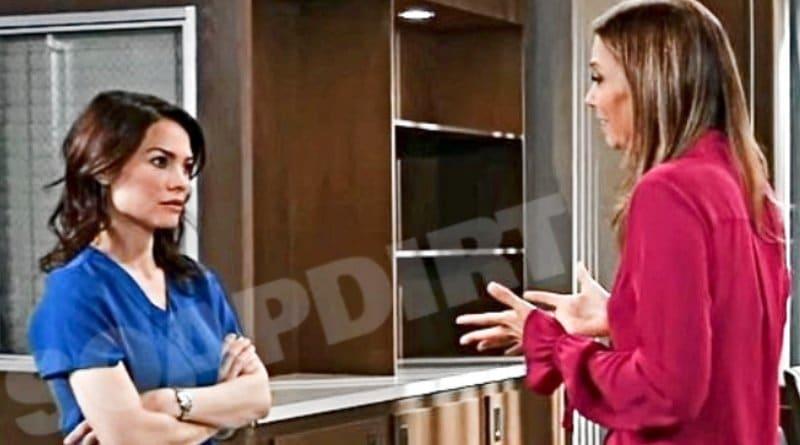 General Hospital Spoilers: Elizabeth Webber (Rebecca Herbst) - Kim Nero (Tamara Braun)