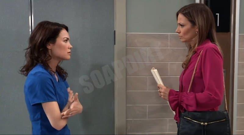 General Hospital Spoilers: Elizabeth Webber (Rebecca Herbst) Kim Nero (Tamara Braun)