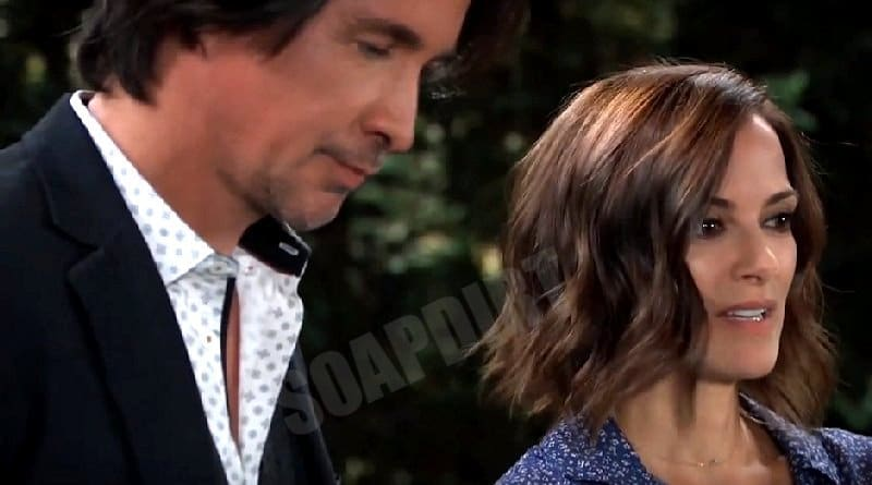 General Hospital Spoilers: Hamilton Finn (Michael Easton) - Hayden Barnes (Rebecca Budig)