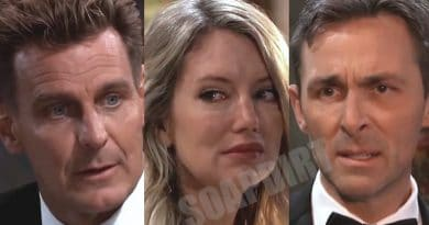 General Hospital Spoilers: Jasper Jacks (Ingo Rademacher) - Nina Reeves (Cynthia Watros) - Valentin Cassadine (James Patrick Stuart)