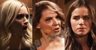 General Hospital Spoilers: Lulu Spencer (Emme Rylan) - Liesl Obrecht (Kathleen Gati) - Sasha Gilmore (Sofia Mattsson)