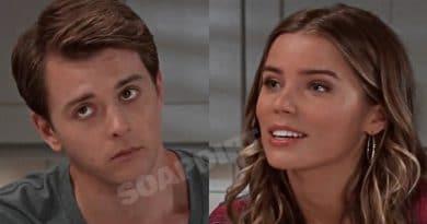 General Hospital Spoilers: Michael Corinthos (Chad Duell) - Sasha Gilmore (Sofia Mattsson)