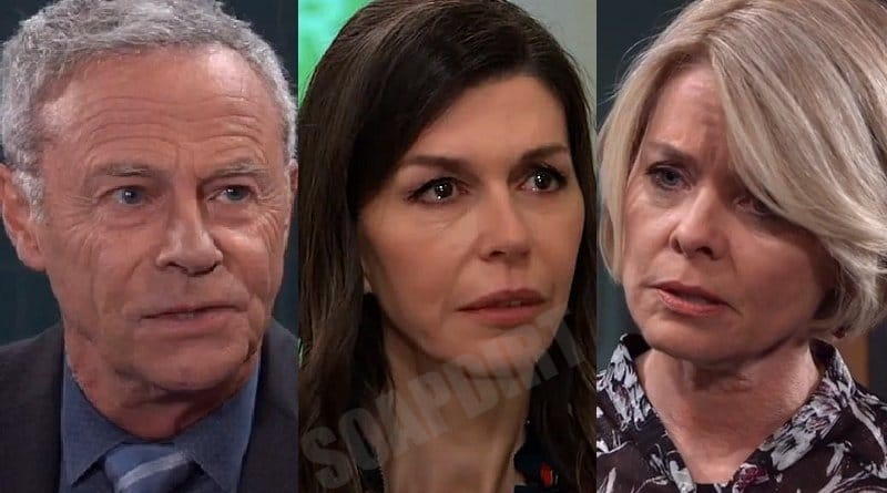 General Hospital Spoilers Felicia Tells Robert Bring Anna Home Now Soap Dirt