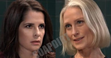 General Hospital Spoilers: Sam McCall (Kelly Monaco) - Cassandra Pierce (Jessica Tuck)