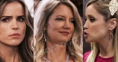 General Hospital Spoilers: Sasha Gilmore (Sofia Mattsson) - Nina Reeves (Cynthia Watros) - Lulu Spencer (Emme Rylan)