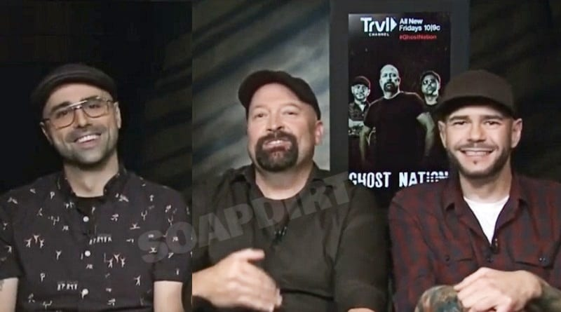 Ghost Nation: Dave Tango - Jason Hawes - Dave Gonsalves