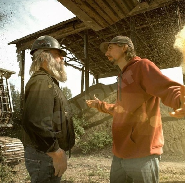 Gold Rush: Parker Schnabel - Tony Beets