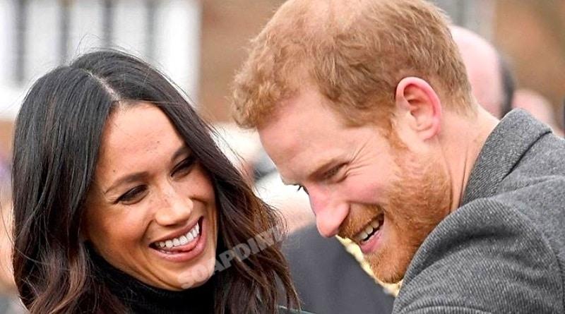Royal Family: Meghan Markle - Prince Harry