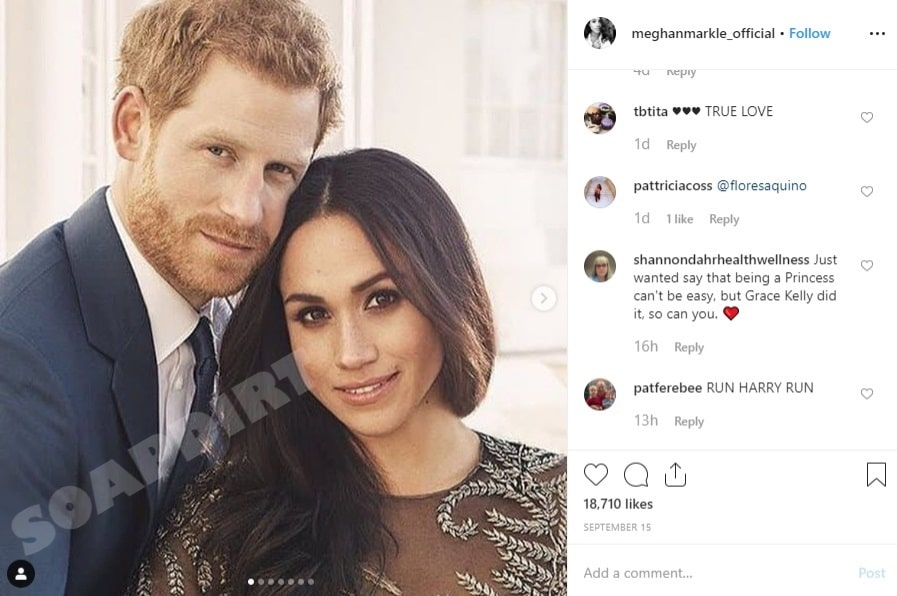 Royal Family: Prince Harry - Meghan Markle