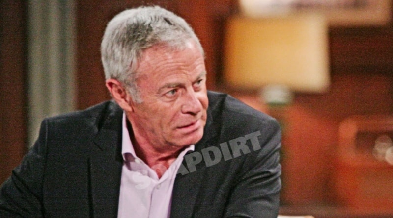 Young and the Restless: Colin Atkinson (Tristan Rogers)