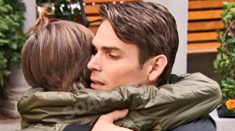Young and the Restless Spoilers: Adam Newman (Mark Grossman) - Connor Newman (Judah Mackey)