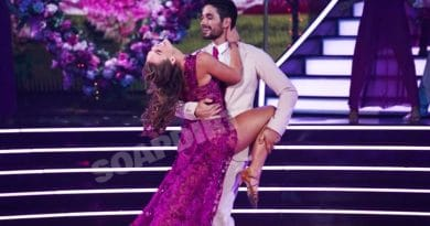 Dancing with the Stars: Hannah Brown