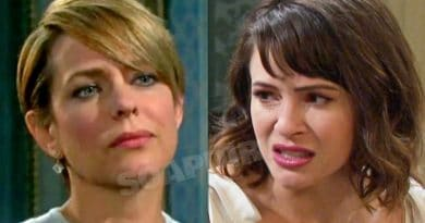 Days of Our Lives Spoilers: Nicole Walker (Arainna Zucker) - Sarah Horton (Linsey Godfrey)