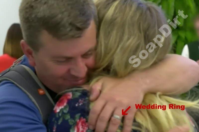 90 Day Fiance: Anna Campisi - Mursel Mistanoglu - Wedding Ring