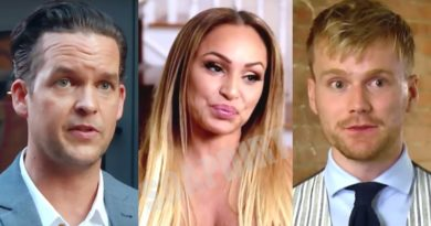 90 Day Fiance: Tom Brooks - Jesse Meester - Darcey Silva