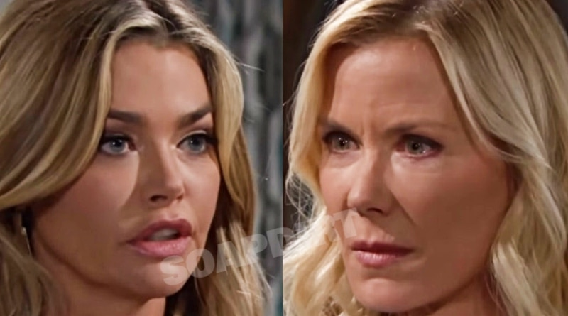 Bold and the Beautiful Spoilers: Shauna Fulton (Denise Richards) - Brooke Logan (Katherine Kelly Lang)